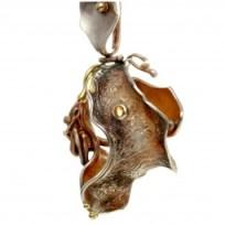Art to Wear pendant.