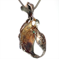 silver jewelry art